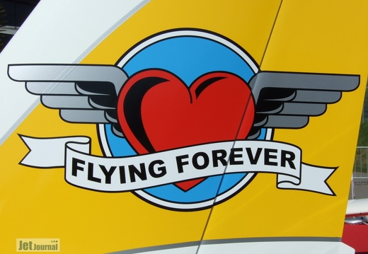 Flying Forever Leitwerk Aquila 210
