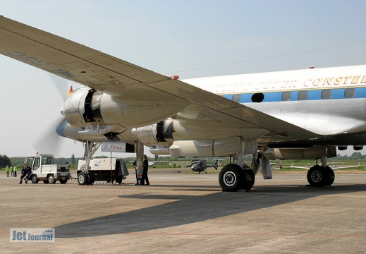 N73544 HB-RSC Lockheed L-1049 Super Constellation Pic6