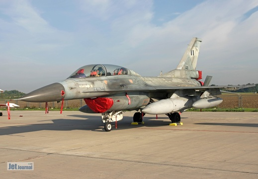 F-16D, Greek Air Force, 148