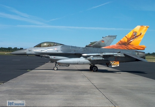 FA93 F-16AM Belgian Air Force Pic1