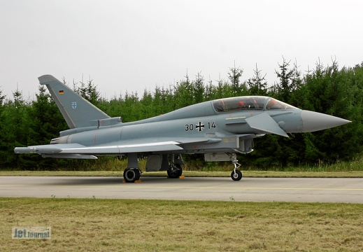 30+14, EF-2000 Eurofighter