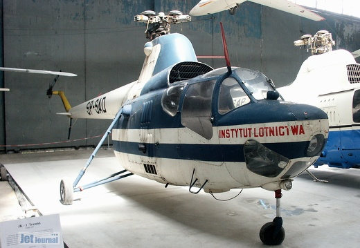 SP-SAD, PZL SM-1 / Mi-1