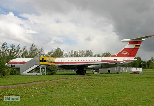 Il-62, DM-SEC ex. Interflug