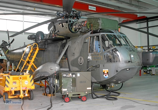 89+53, Westland Sea King Mk.41