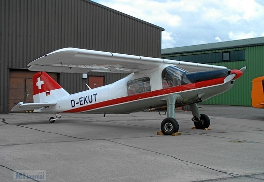 D-EKUT Do-27H-2 ex 55+83
