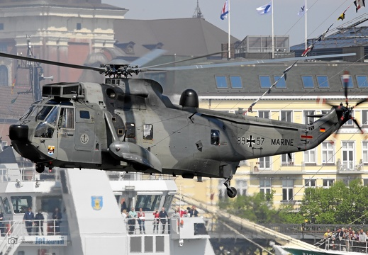 89+57, Sea King Mk.41
