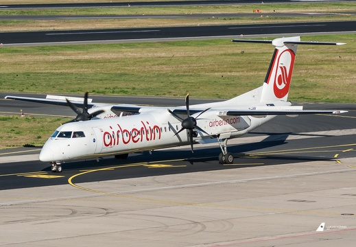 D-ABQQ Air Berlin  DHC-8-402Q Dash 8