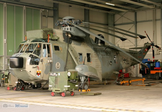 89+51, Sea King Mk. 41
