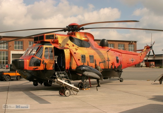 89+55, Sea King Mk. 41