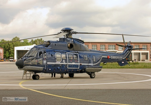 D-HEGT, AS-332 Super Puma