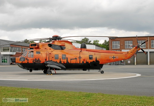 89+55, Sea King Mk.41, Deutsche Marine MFG5