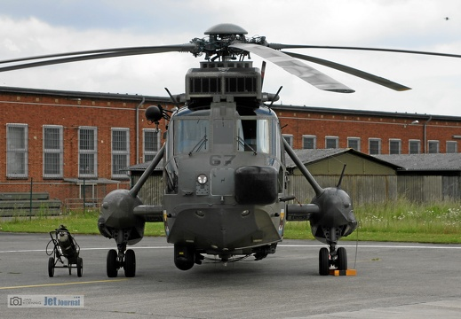 89+67, Sea King Mk.41, Deutsche Marine MFG5