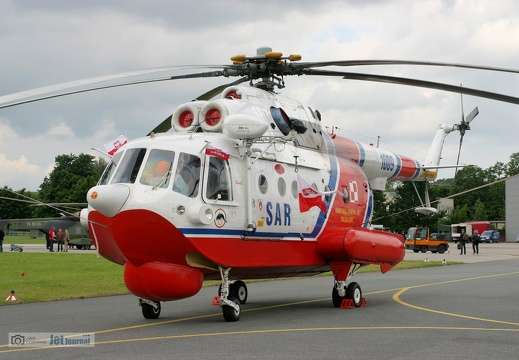 1009, Mi-14PL, Polish Navy