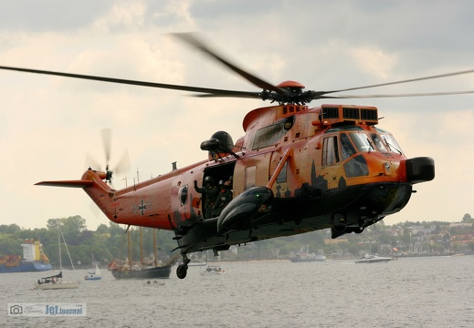 89+55, Sea King Mk. 41, Deutsche Marine