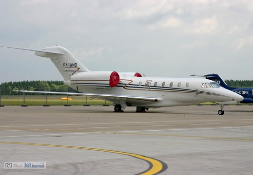 P4-AND, Cessna 750 Citation X