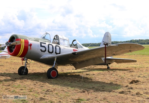 N71502, Vultee BT-13 Valiant