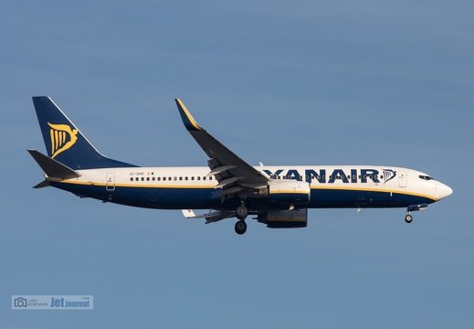 EI-DHF, Boeing 737-8AS, Ryanair