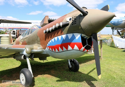 Curtiss P-40 Filmreplica