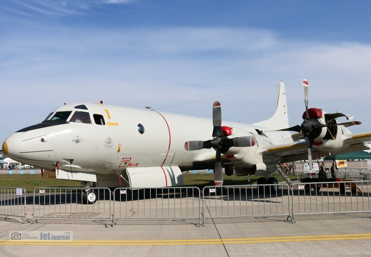 60+03, P-3C Orion, Deutsche Marine