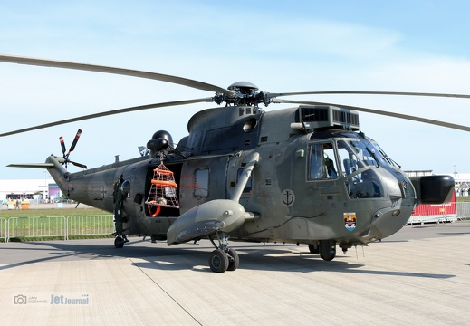 89+62, Sea King Mk.41, Deutsche Marine