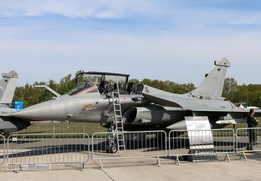 341/4-FH, Rafale B, French Air Force