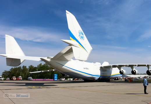UR-82060, An-225, Antonov Airlines