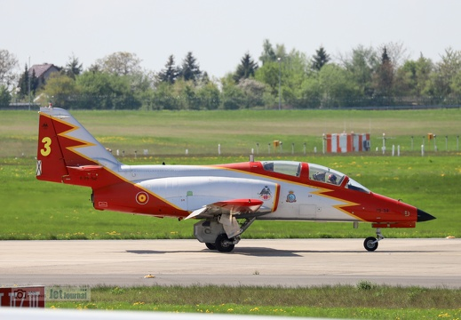 79-34, CASA C-101 Aviojet, Spanish Air Force