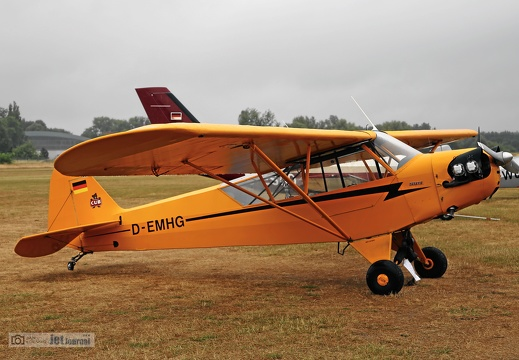 D-EMHG, Piper J-3 Cup