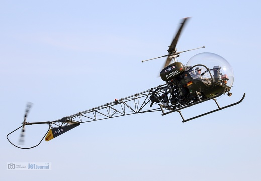 D-HWAL, Bell-47G-4