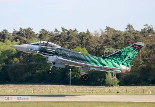 31+00, Eurofighter EF-2000 Typhoon, Deutsche Luftwaffe