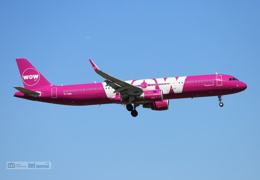 TF-PRO, A321-211, WOW Air