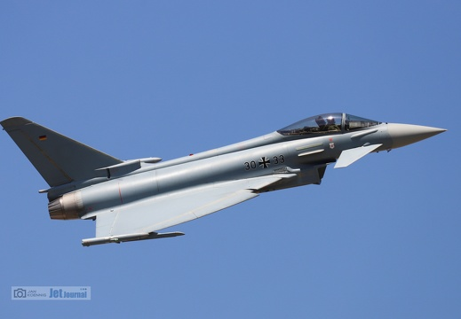 30+33, Eurofighter EF-2000 Typhoon, Deutsche Luftwaffe