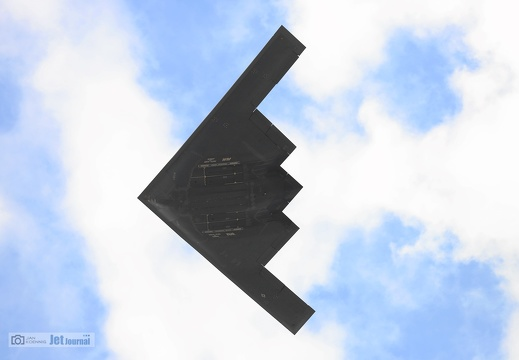 82-1068, B-2 Spirit, U.S. Air Force
