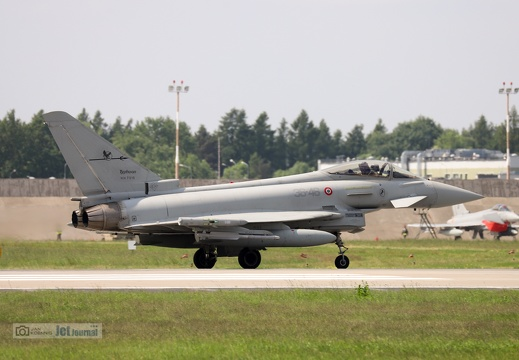 36-46, Eurofighter F-2000A Typhoon, Italian Air Force