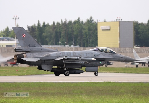 4060, F-16C, Polish Air Force