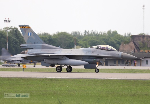 017, F-16C, Greek Air Force