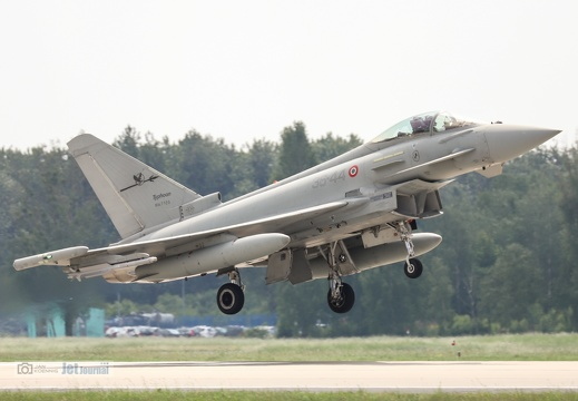 36-44, Eurofighter F-2000A Typhoon, Italian Air Force