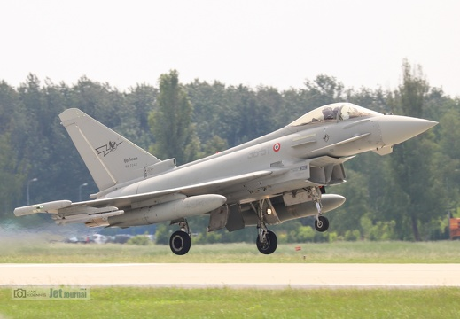 36-51, Eurofighter F-2000A Typhoon, Italian Air Force