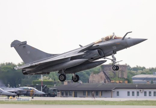 19 weiss, Rafale M, Aviation Navale