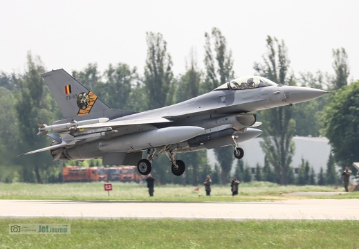FA-69, F-16AM, Belgian Air Force