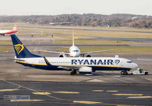 EI-FZL, Boeing 737-8AS, Ryanair