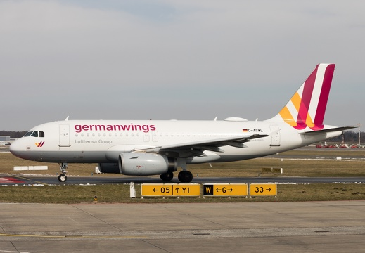 D-AGWL, A319-132, germanwings