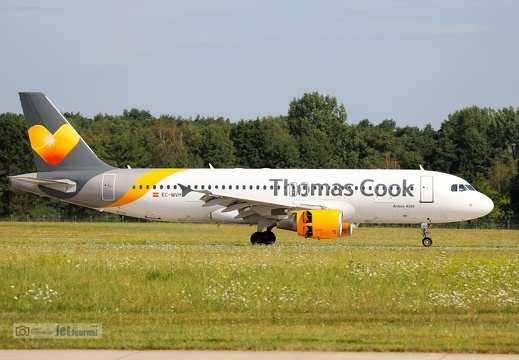 EC-MVH, Airbus A320-214, Thomas Cook Airlines Balearics
