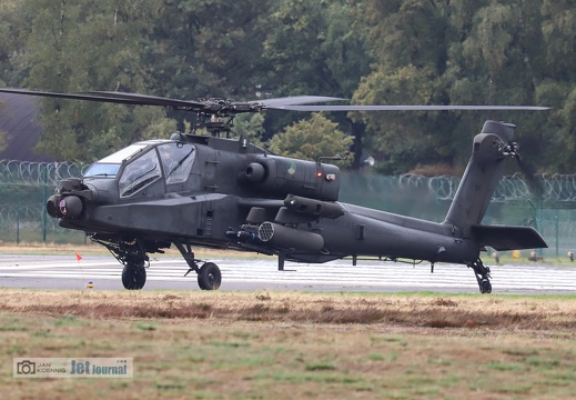 Q-24, AH-64, Royal Netherlands Air Force