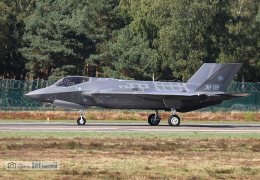 32-09, MM7359, F-35A, Italian Air Force