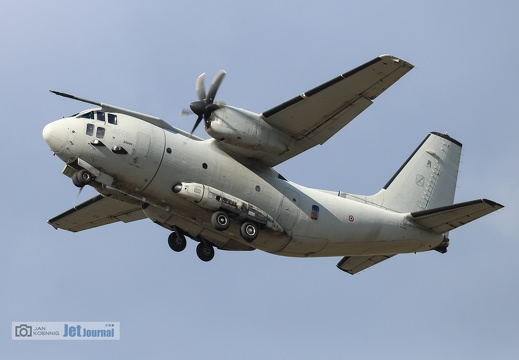 46-86, C-27J Spartan, Italian Air Force