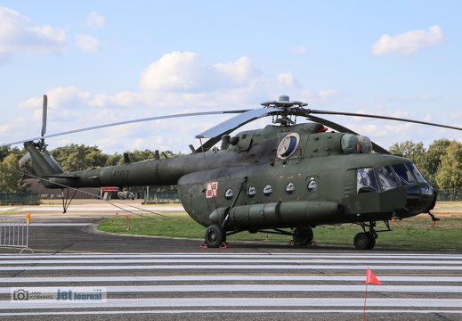 6107, Mi-17W, Polish Air Force