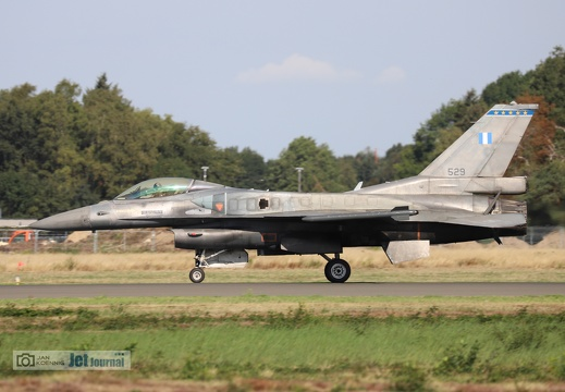 529, F-16C, Greek Air Force