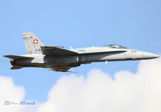 J-5013, F/A-18C, Swiss Air Force