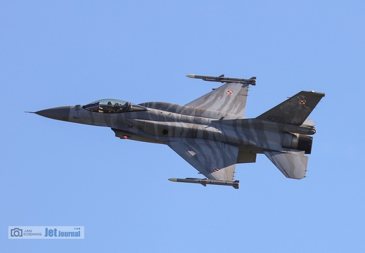 4056, F-16C, Polish Air Force